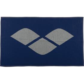 arena Hiccup Towel navy-grey
